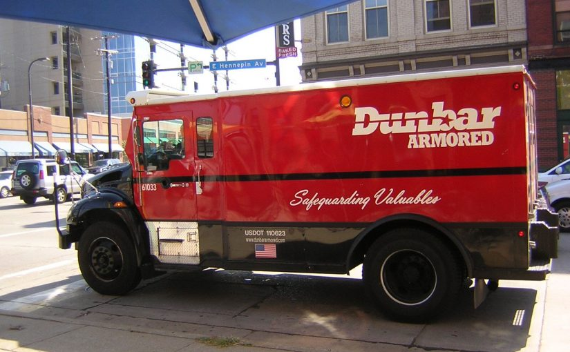 Armored Trucks & Security
