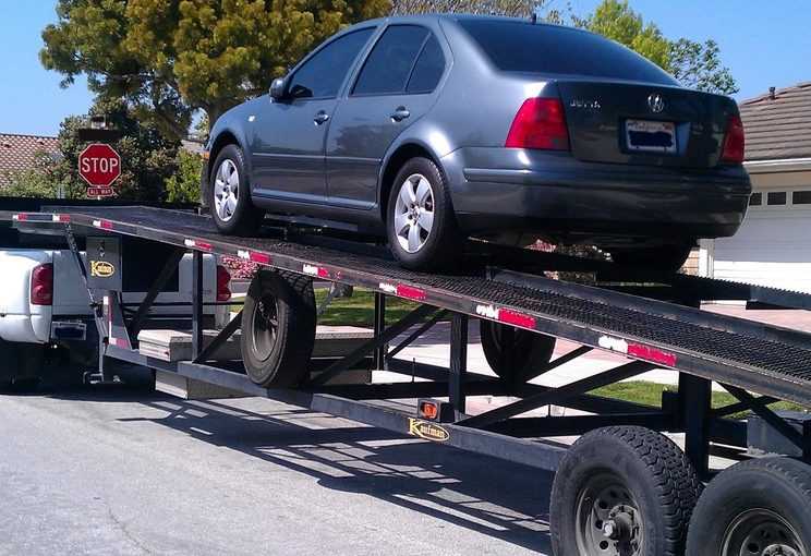 Auto Transport: Shipping Your Car